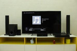 sửa dàn âm thanh Sony e6100