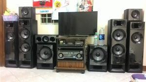 Dịch vụ sửa dàn âm thanh Sony 7.2 tại huyện Thạch Thất, Hà Nội – 0964.338.836