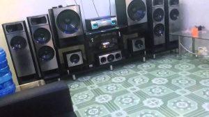 Sửa dàn máy nghe nhạc Sony 7.2 tại huyện Thạch Thất