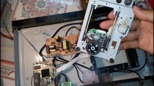 Nguyên nhân và cách khắc phục đầu DVD bị mất tiếng