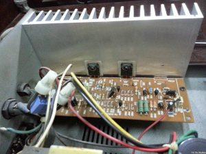 Dịch vụ sửa Amply và dàn âm thanh ở đâu uy tín tại Hà Nội